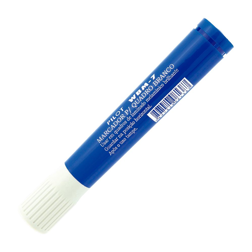 Marcador de Quadro Branco WBM7 Azul Pilot