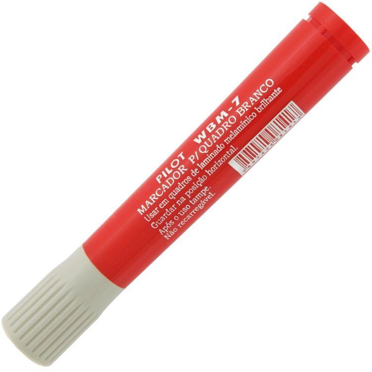 Marcador de Quadro Branco WBM7 Vermelho Pilot