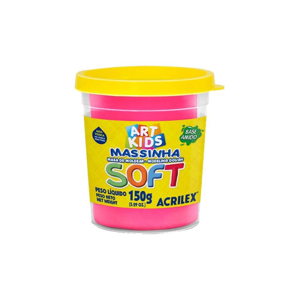Massinha de Modelar Art Kids Soft 150g Maravilha Acrilex