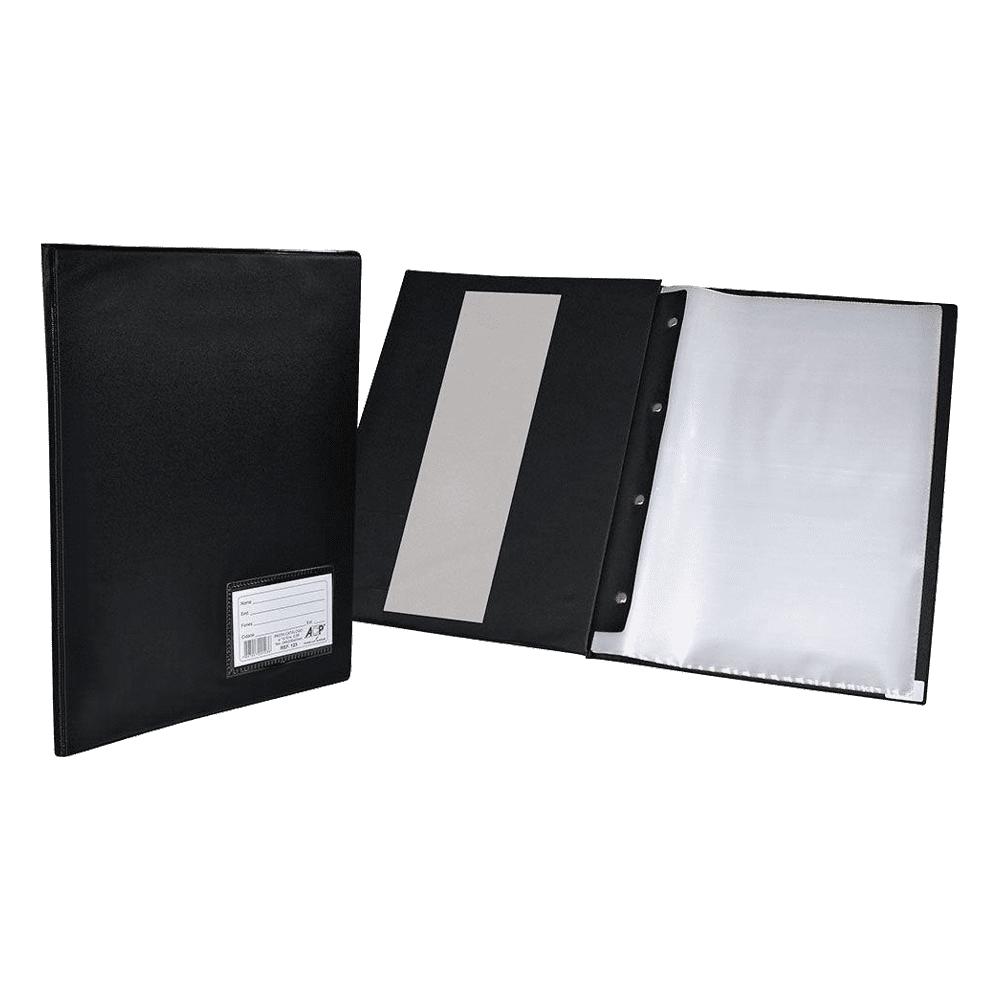 Pasta Catálogo Ofício Com 50 Envelopes Finos 122 ACP