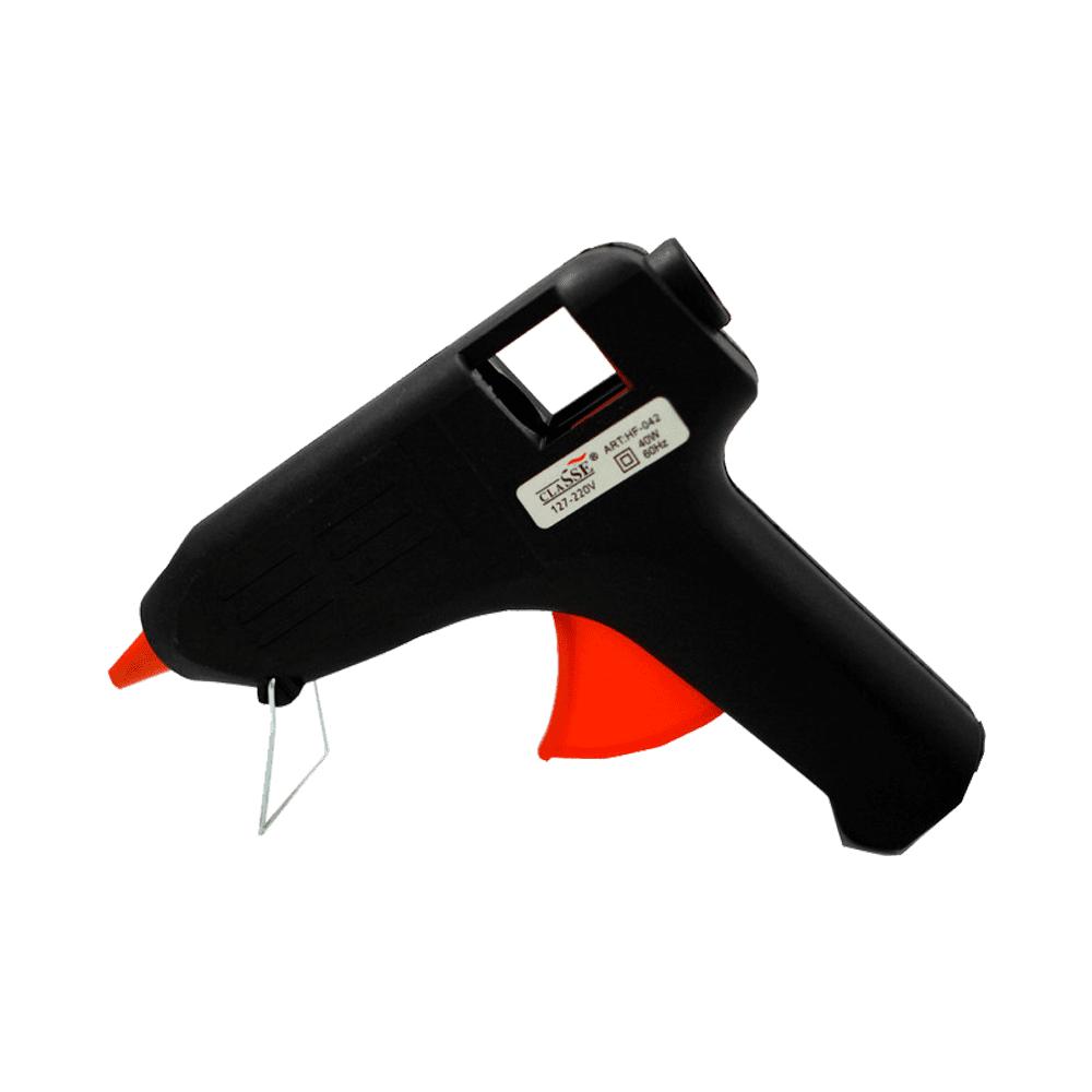 Pistola de Cola Quente 40W Bivolt Classe