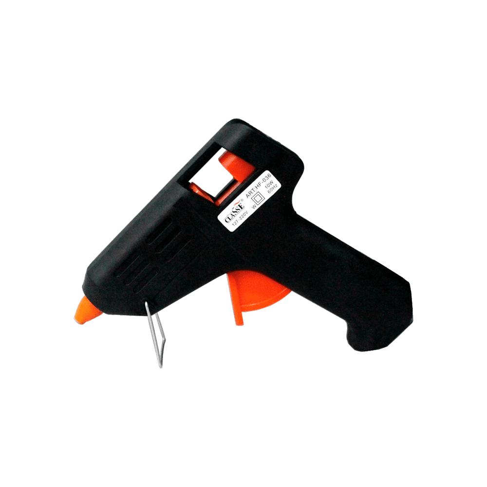 Pistola de Cola Quente Pequeno 10W Bivolt Classe