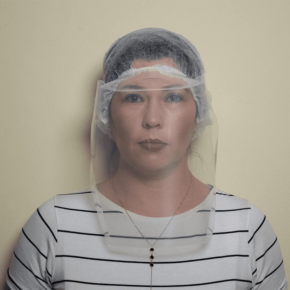 Protetor Facial Face Shield Dello