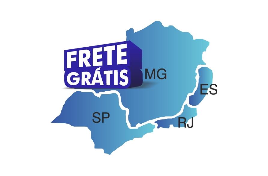 FRETE GRATIS ACIMA DE R$ 150,00