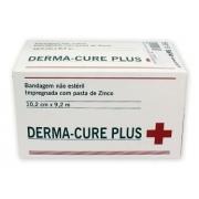 DERMA-CURE PLUS 10,2 CM X 9,2 M BANDAGEM COM PASTA DE ZINCO