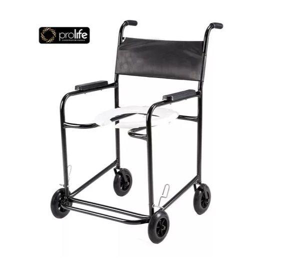 Cadeira De Banho Obeso Simples - Prolife - Pl 2001