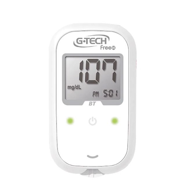 COMBO MONITOR G-TECH FREE SMART 01 + 100 TIRAS - G-TECH FREE