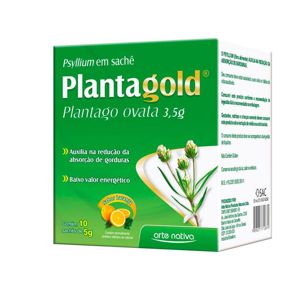 PLANTA GOLD 5G COM 10 SACHES