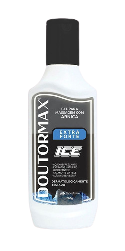 DOUTORMAX ICE GEL DE ARNICA 200 G