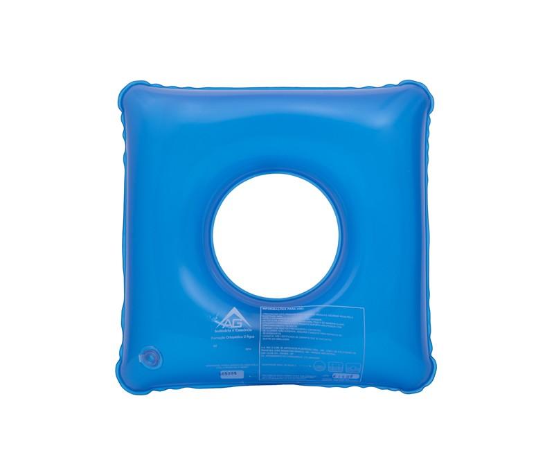 Forração Ortopédica inflável Quadrada com orifício