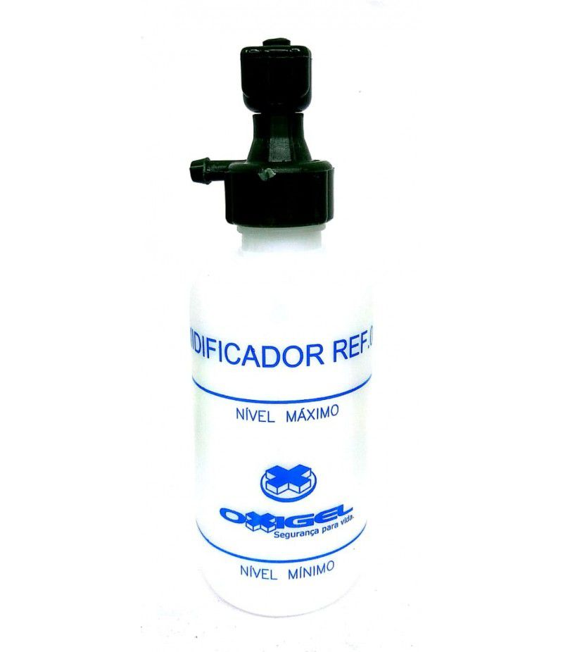 FRASCO UMIDIFICADOR 250 ML P/ OXIGENIO