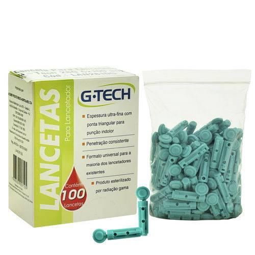 Lanceta 30 G