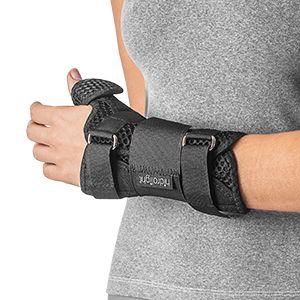 Órtese Comfort Air para Punho e Polegar Curta/ Mão Direita