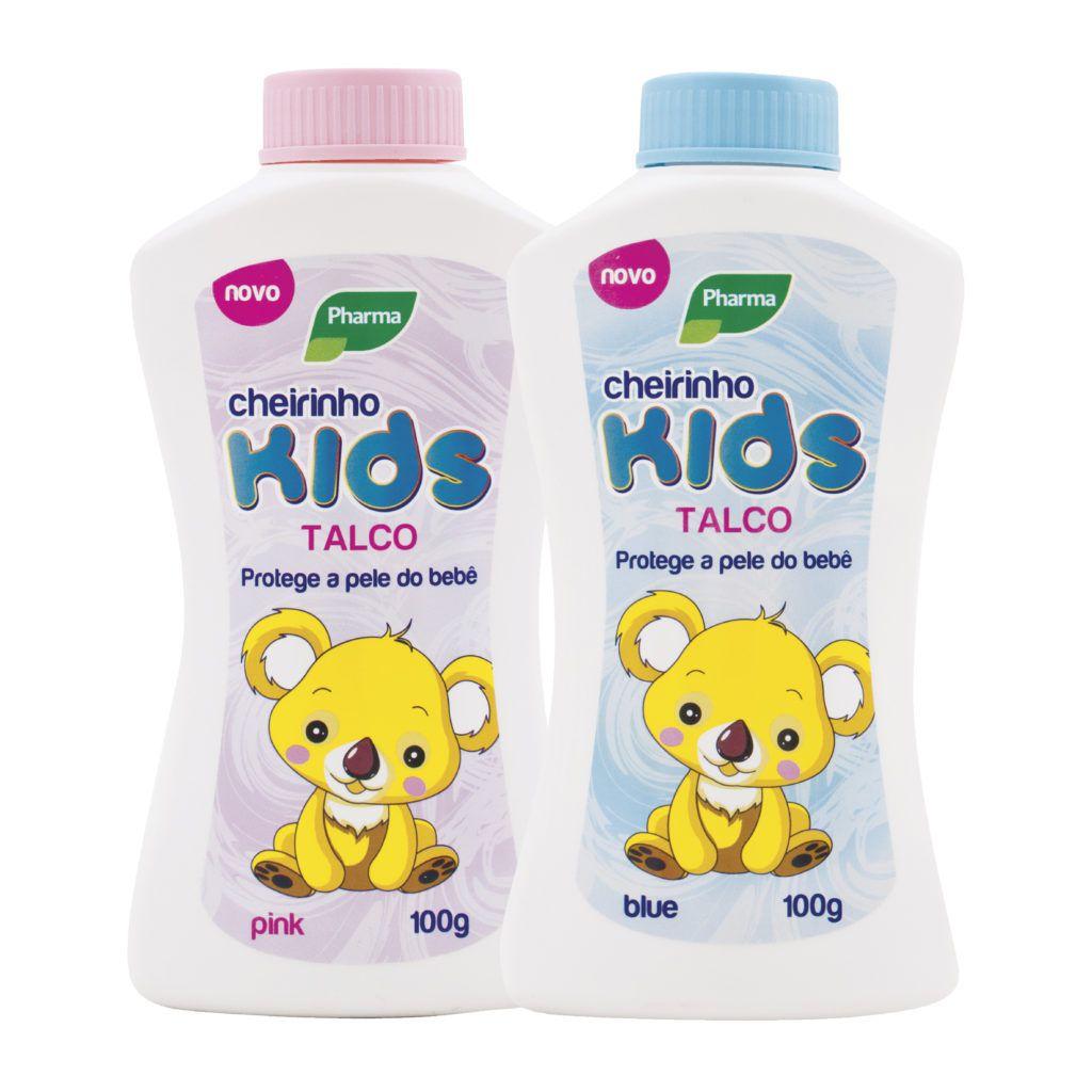 TALCO CHEIRINHO KIDS