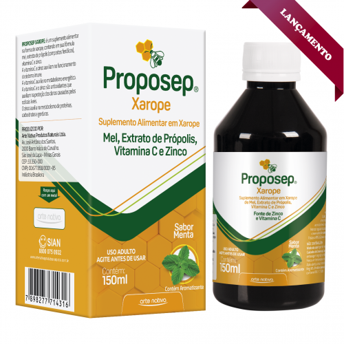 XAROPE PROPOSEP 150 ML