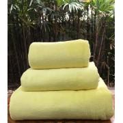 Cobertor Microfibra Plush Canário