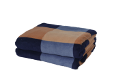 Cobertor Ultrasoft Xadrez