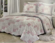 Colcha Patchwork Aura King Size
