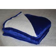 Cobertor sherpa mink Parahyba
