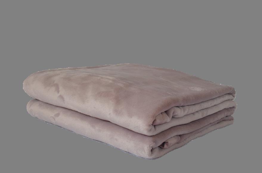 Cobertor Dolce Cashmere Quartzo