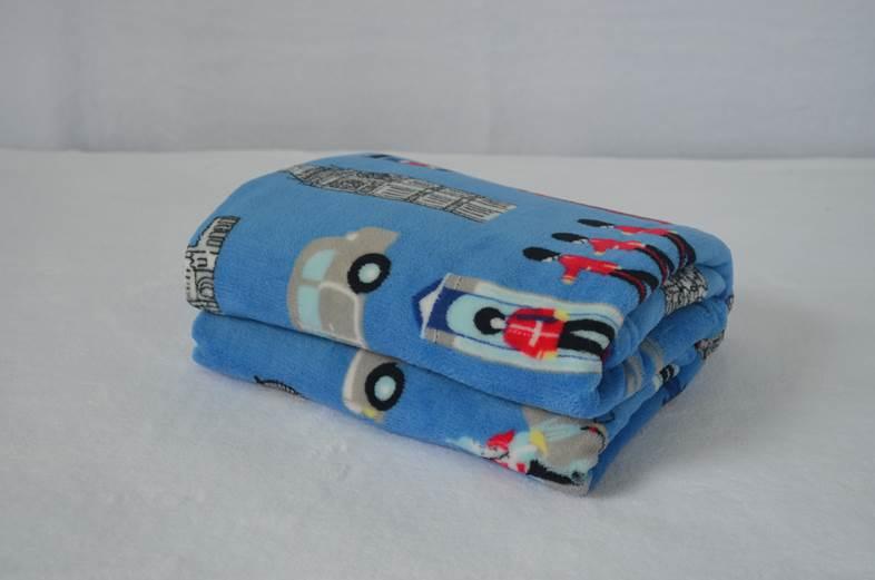 Cobertor Microfibra Bebê London