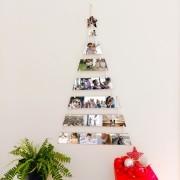 Árvore de NATAL De Plaquinhas Personalizada com suas FOTOS