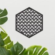 Quadro Decorativo em Recorte - Geométrico 02