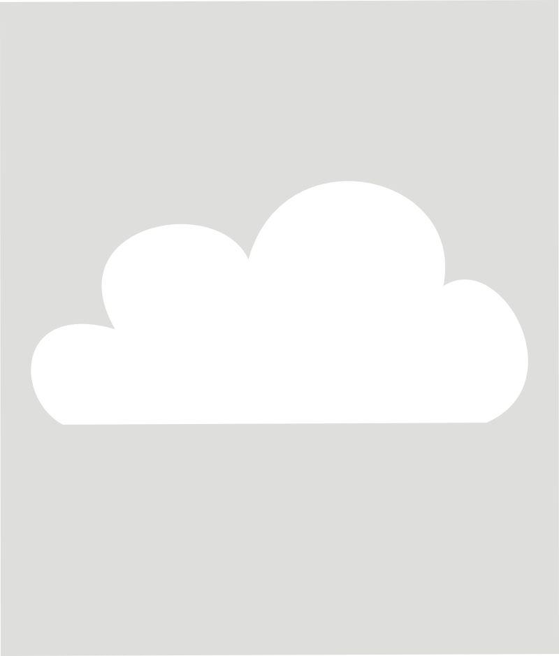 Adesivo de Parede Nuvem FRETE GRATIS