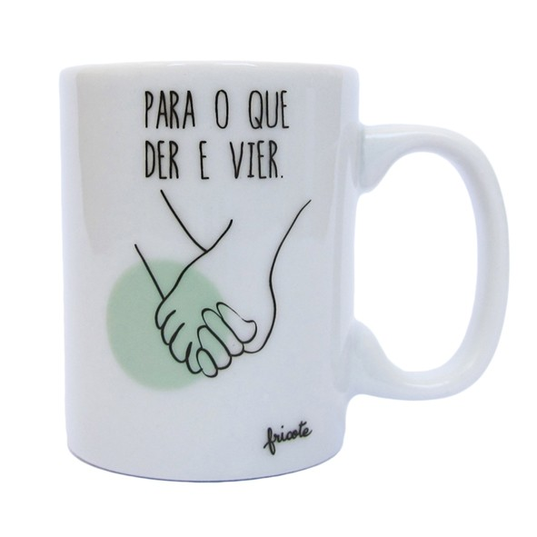 Xícara de Café - Para o Que Der e Vier