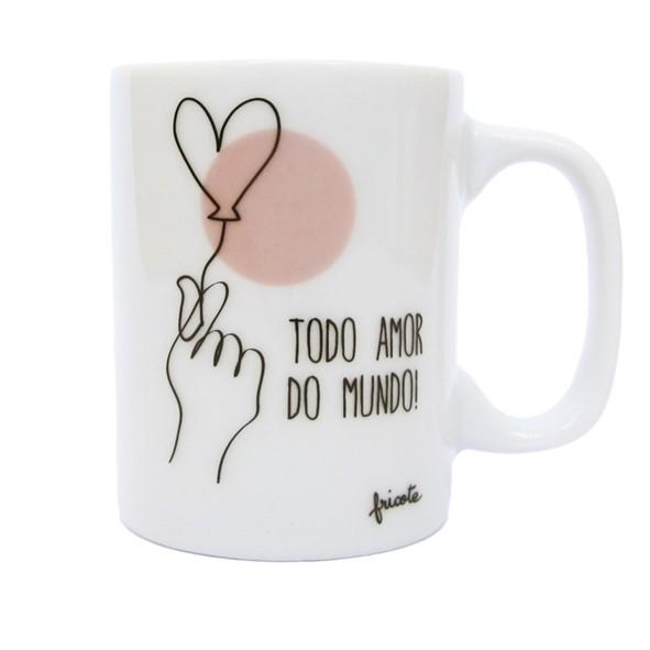 Xícara de Café - Todo o Amor do Mundo