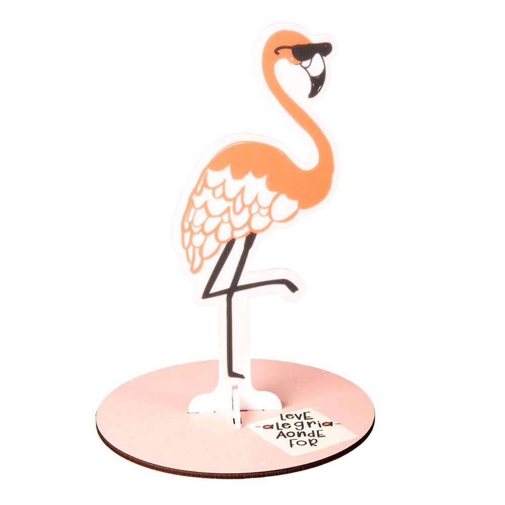 Porta Joias e Biju Flamingo