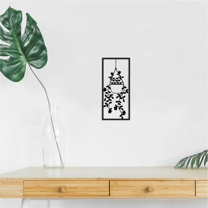 Quadro Decorativo em Recorte - plantInhas 01