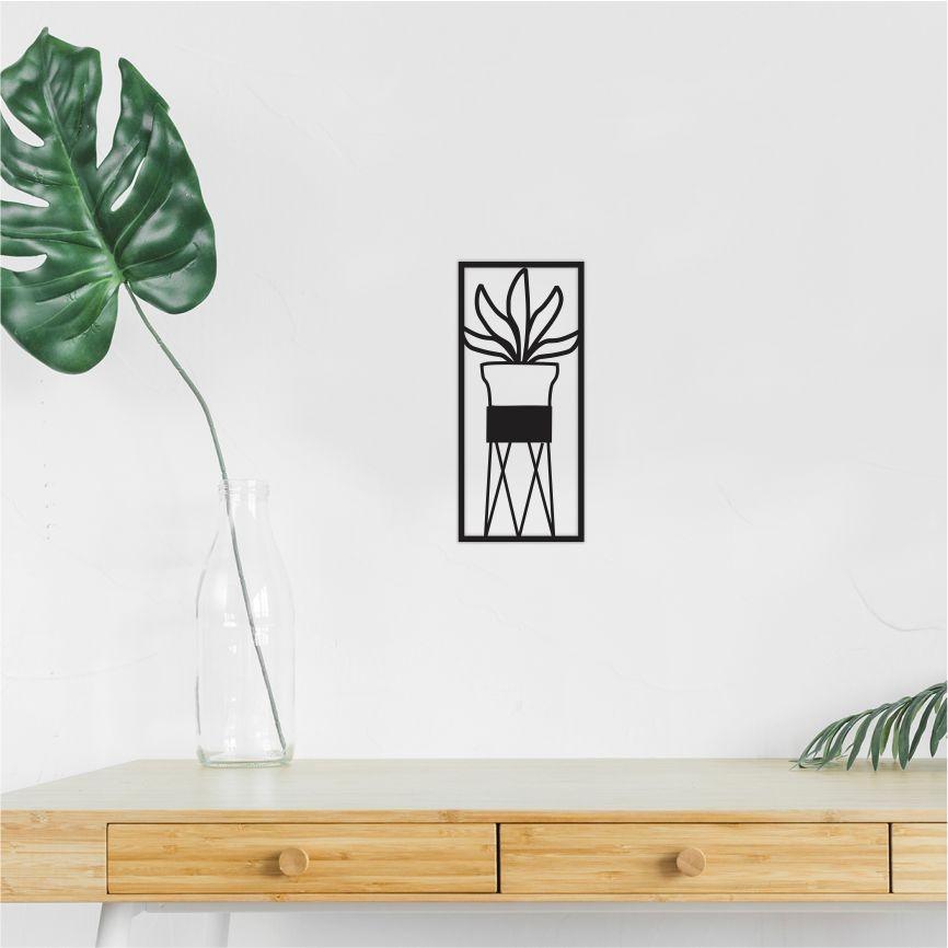 Quadro Decorativo em Recorte - plantInhas 02