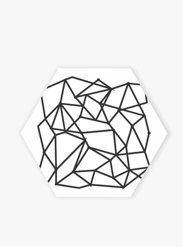 Quadro Escandinavo_Geometrico