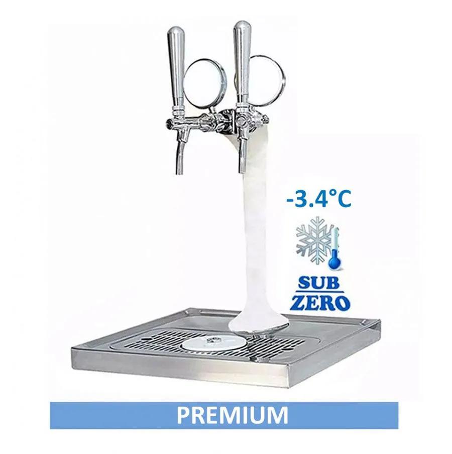 Chopeira Torre Naja Italiana 2 Vias Completa Congelada Premium
