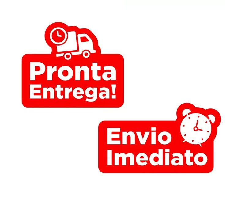 KIT 5 CONECTORES BALL LOCK GÁS COM ESPIGÃO 1/4