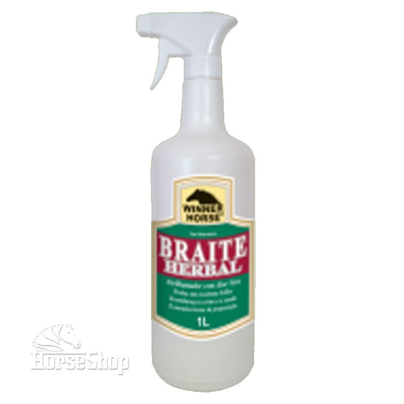 BRAITE ABRILHANTADOR HERBAL 1 LITRO