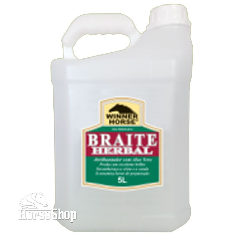 BRAITE ABRILHANTADOR HERBAL WINER HORSE 5 LITROS