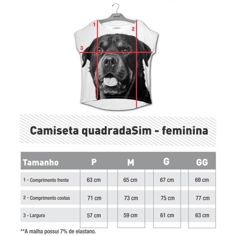 CAMISETA QUADRASIM CAVALO PURO SANGUE