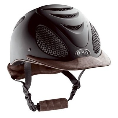 CAPACETE GPA  SPEED AIR LEATHER