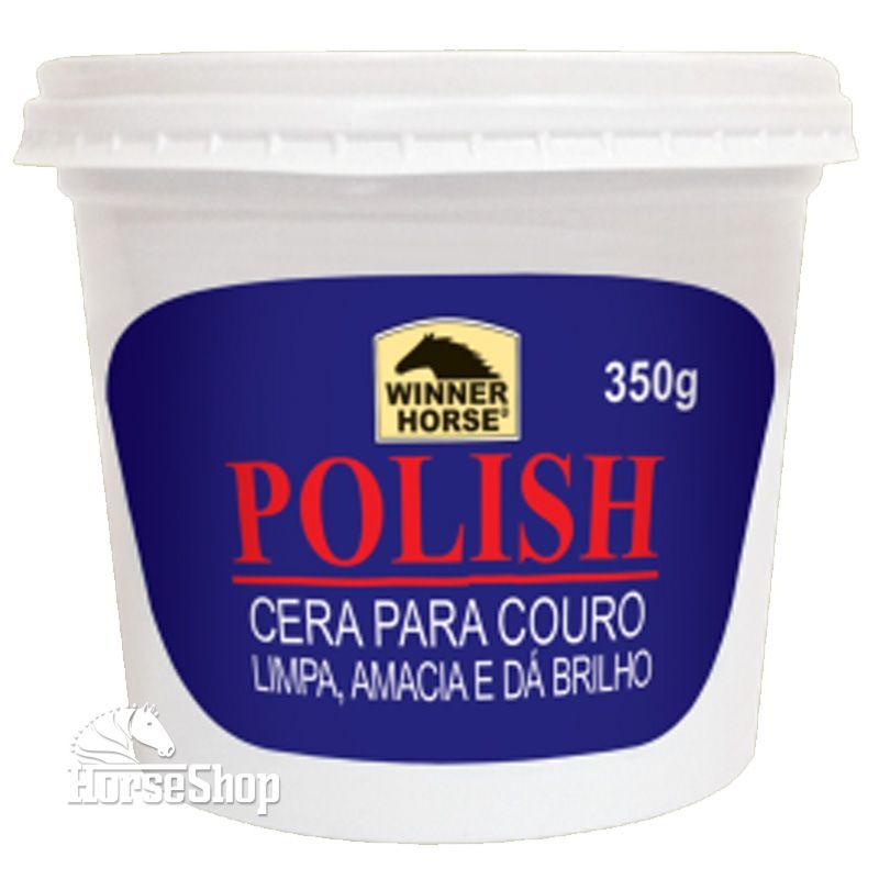CERA POLISH PARA COURO 350GR