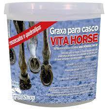 GRAXA PARA CASCO 800 ML VITA HORSE