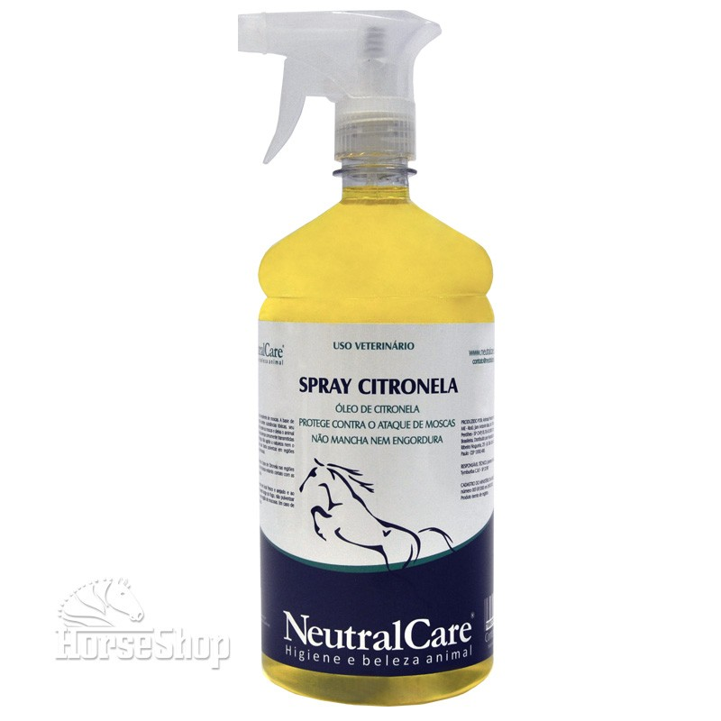 SPRAY CITRONELA 1 LITRO NEUTRALCARE