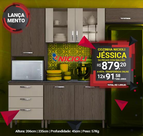cozinha jÉssica