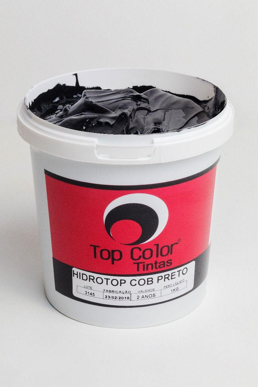 Top pigmento conc preto - 1 kg