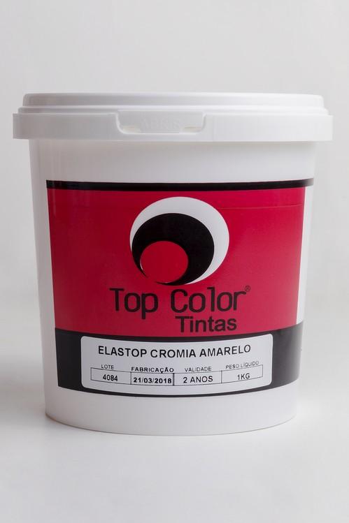 ELASTOP CROMIA AMARELO - 1 KG (tinta p/ silk)