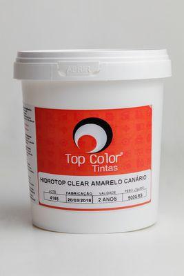 HIDROTOP CLEAR AMARELO CANÁRIO - 500gr