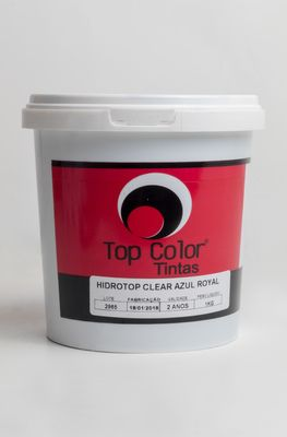 HIDROTOP CLEAR - AZUL ROYAL - 1 KG