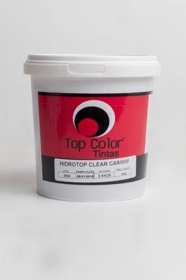 HIDROTOP CLEAR - CARMIM - 1KG