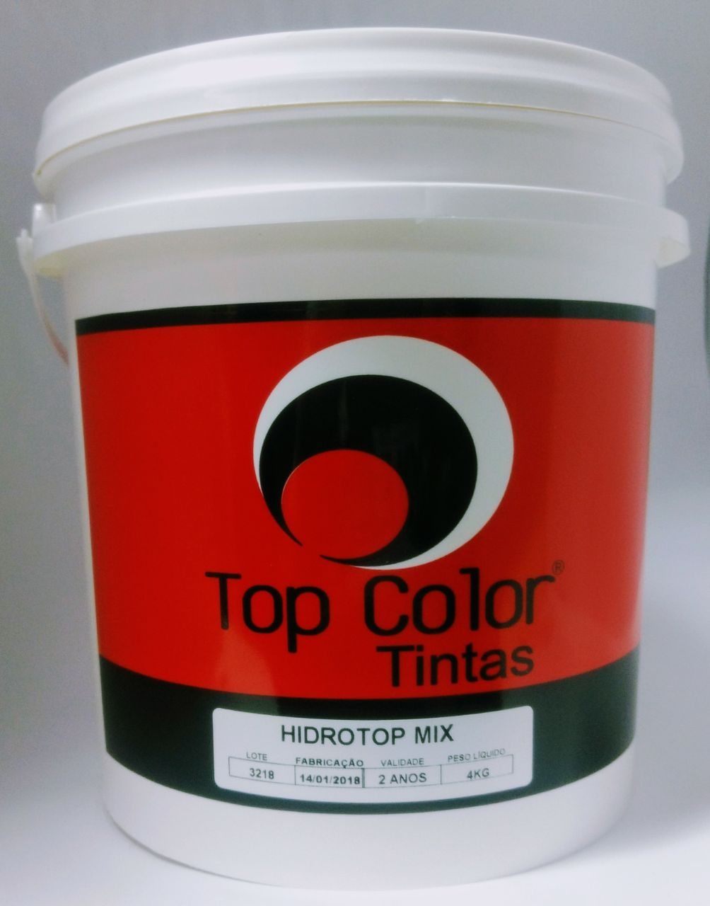 HIDROTOP CLEAR - GL 4KG (Tinta p silk/serigráfia)
